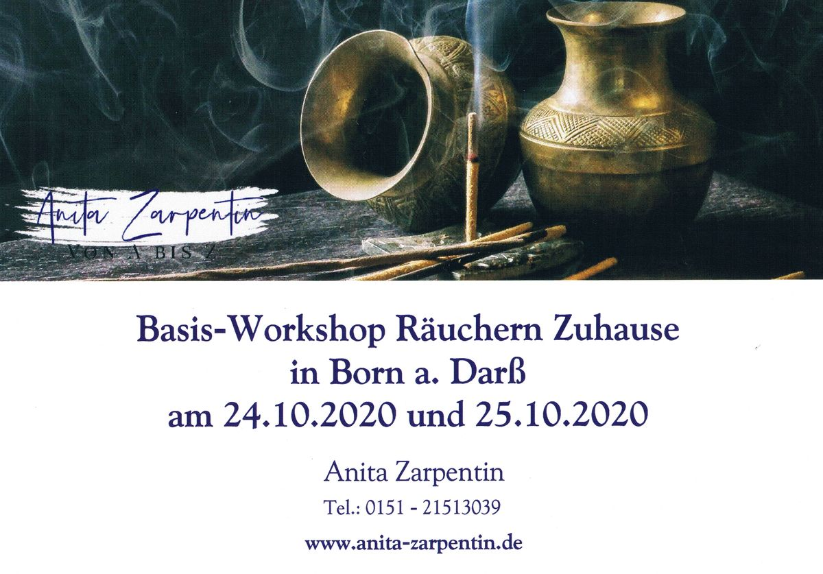 Basis Workshop Räuchern Seite 1